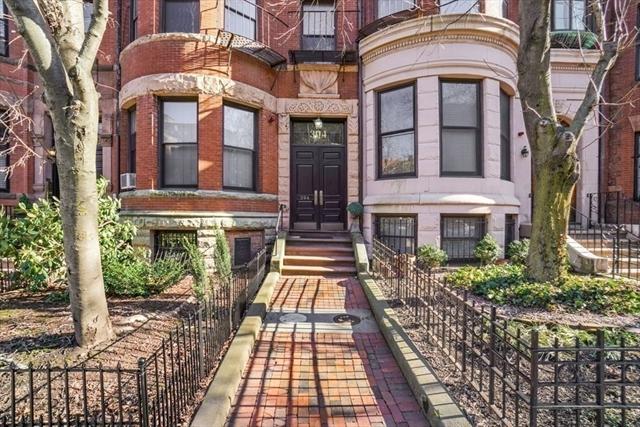 394 Marlborough Street Boston MA 02115