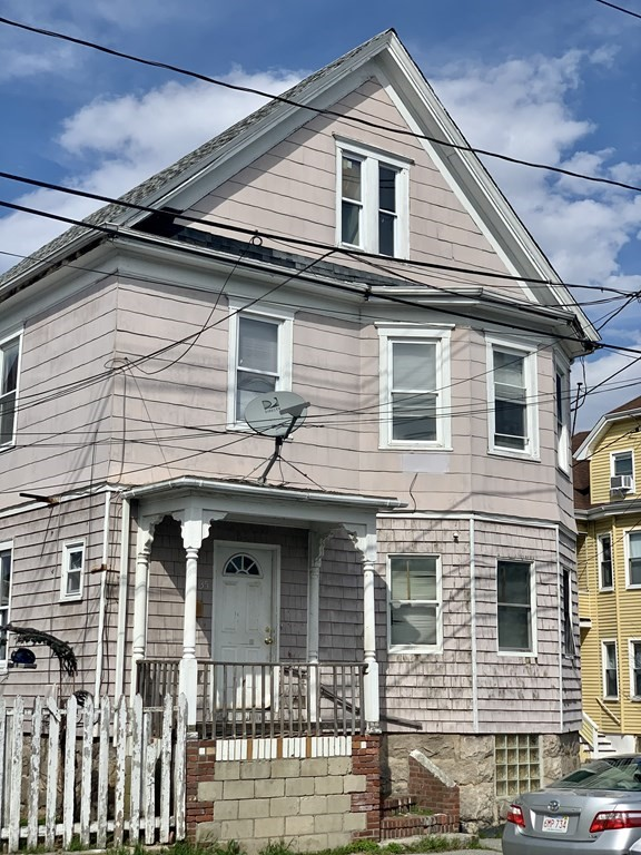 **Investor Special**  This single family home located in the South End of New Bedford has a ton of potential and space. The home boasts 2,053 square feet of living area , and plenty of room for entertaining your guests. This is a 5 bedroom, 1 full, 1 half bathroom home perfect for a growing family, and includes a formal dining area, a full basement, and a short distance to Ashley Park. Will not qualify for all types of financing. *Includes lot on side of 41 Larch St