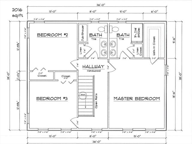 Lot 84-B South Pond Road East Brookfield MA 01515