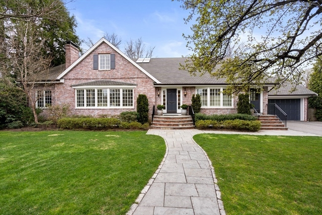 173 Laurel Road Brookline MA 02467