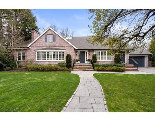 173 Laurel Rd, Brookline, MA 02467