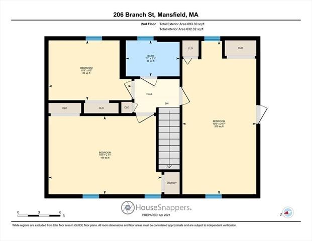 206 Branch Street Mansfield MA 02048