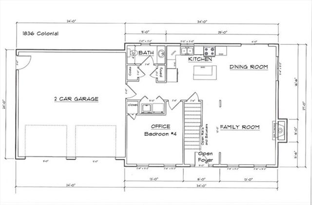 Lot G-1 West Sturbridge Road East Brookfield MA 01515