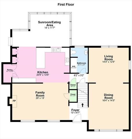32 Baltic Avenue Easton MA 02356