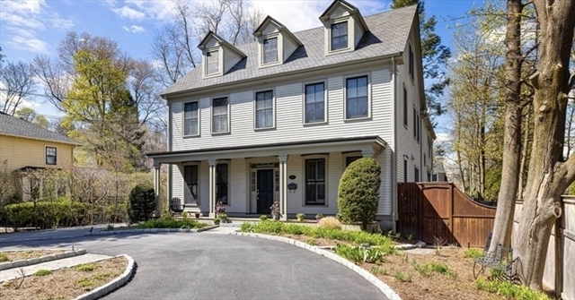 7 Locust Avenue Lexington MA 02421