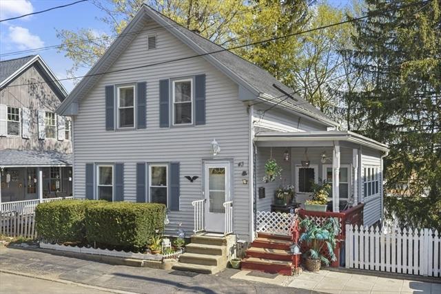 43 Maple Street Fitchburg MA 01420