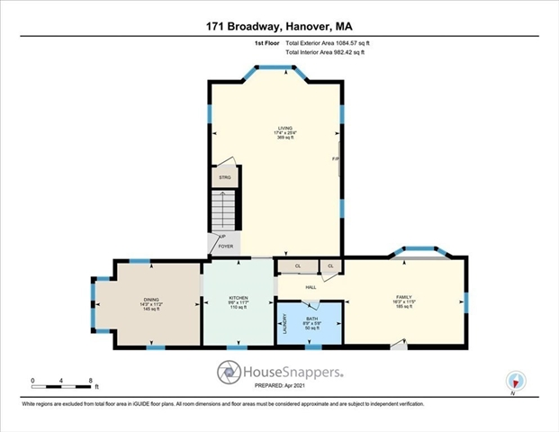 171 Broadway Hanover MA 02339