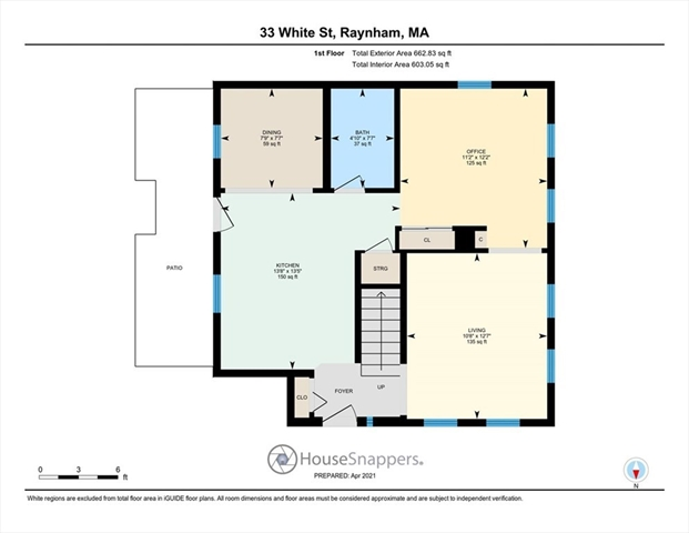 33 White Street Raynham MA 02767