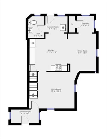 9 Tappan Street Melrose MA 02176