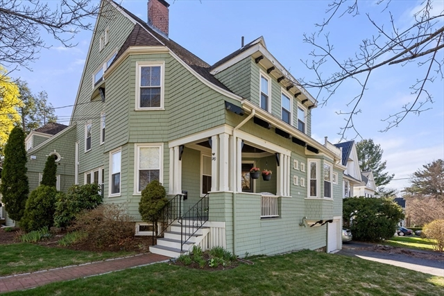 149 Waverley Avenue Newton MA 02458