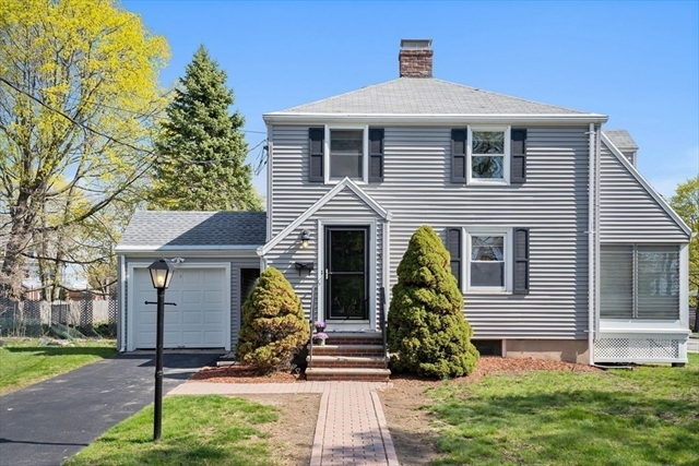 5 FARMINGTON Road Newton MA 02465
