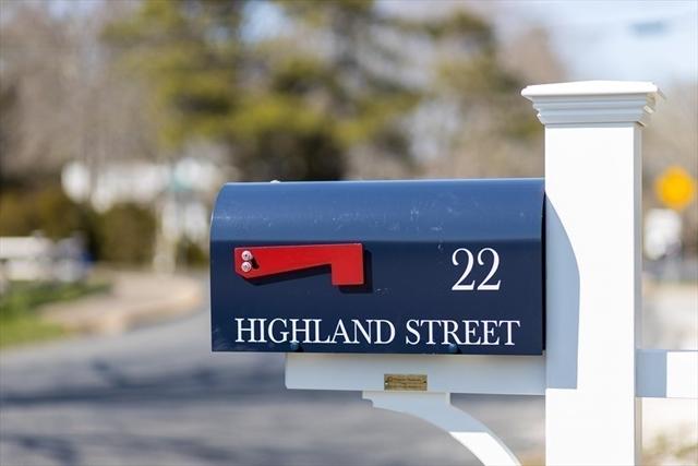 22 Highland Street Yarmouth MA 02673