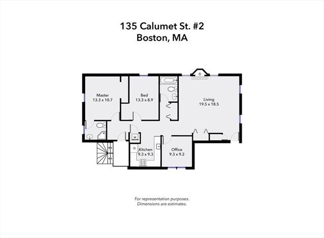 135 Calumet Boston MA 02120