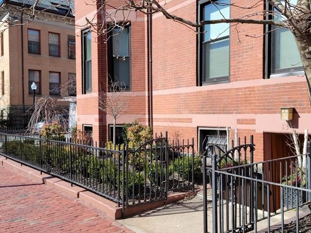 12 Cumberland Street Boston MA 02115