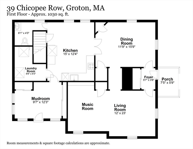 39 Chicopee Row Groton MA 01450