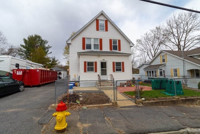 164 Plymouth Street Fitchburg MA 01420