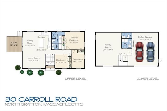 30 Carroll Road Grafton MA 01536