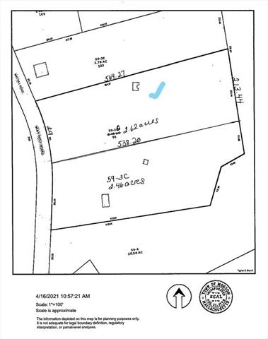 Lot 3-G May Hill Road Monson MA 01057