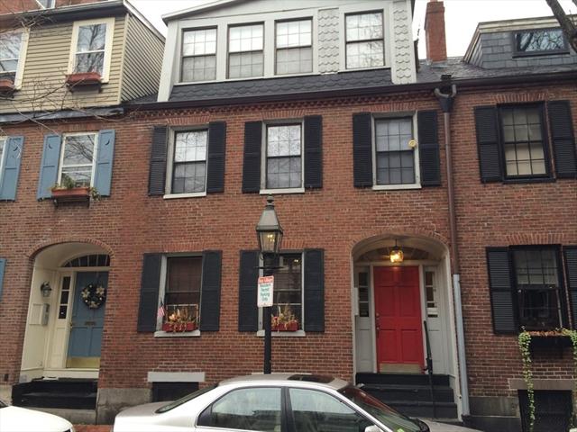 25 Fayette Street Boston MA 02116
