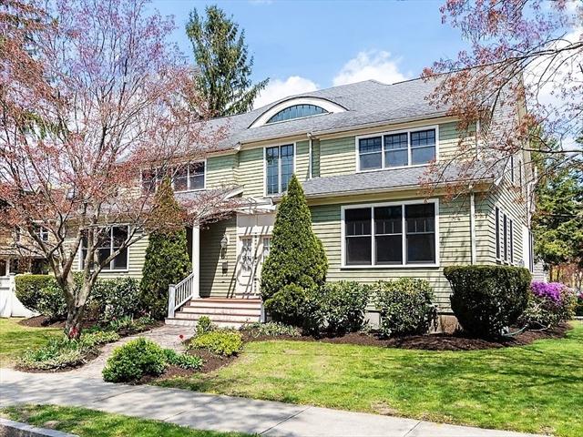 45 W Pine Street Newton MA 02466