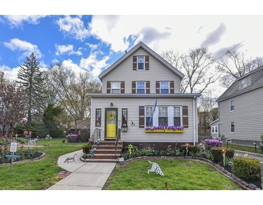 32 Grew Avenue, Boston, MA 02131