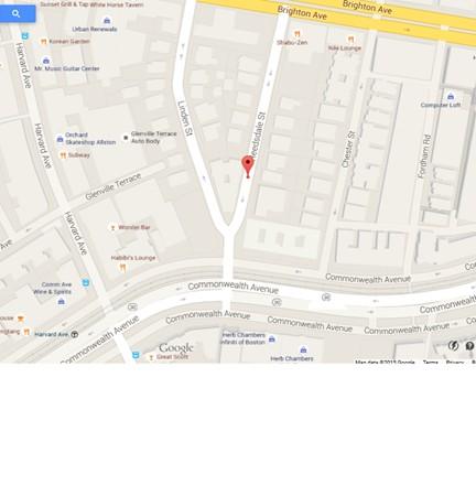 32 Reedsdale Street Boston MA 02134