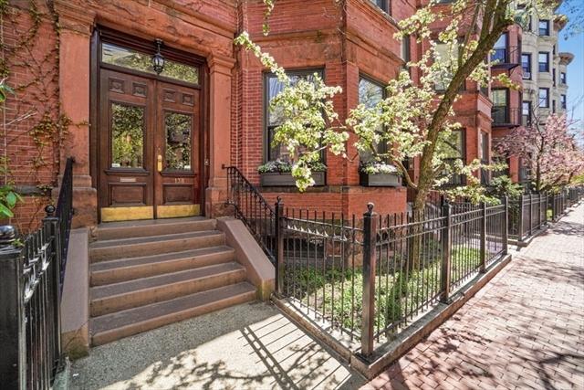 138 St Botolph Street Boston MA 02115