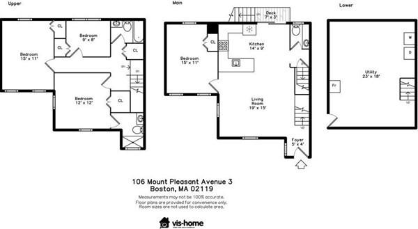 106 Mount Pleasant Avenue Boston MA 02119