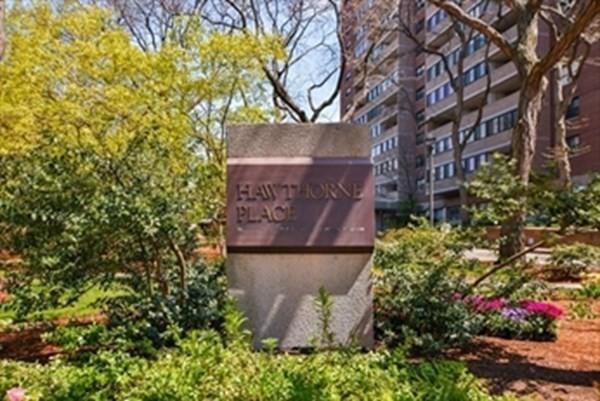 2 Hawthorne Place Boston MA 02114