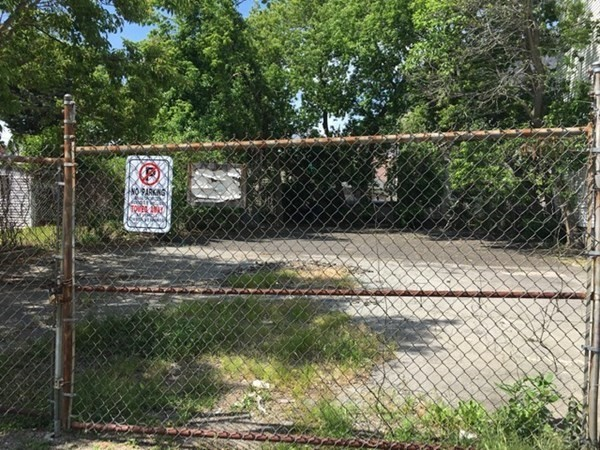 Commercial property with potential for many possible uses, fenced in. Call for details.