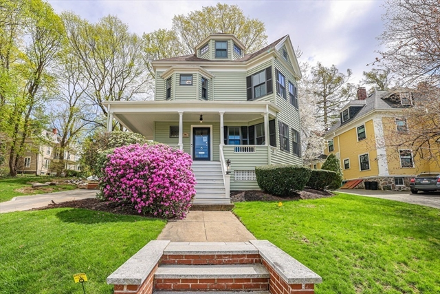 50 Landseer Street Boston MA 02132