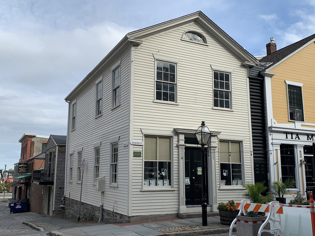 Over 1,300 square feet of office space on two levels in the New Bedford Historic District on a highly trafficked street. Within walking distance to shops, restaurants, and the New Bedford Whaling Museum...