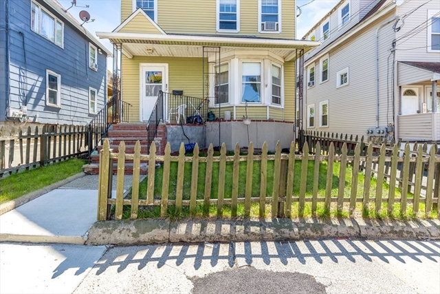 60 Woodville Street Everett MA 02149