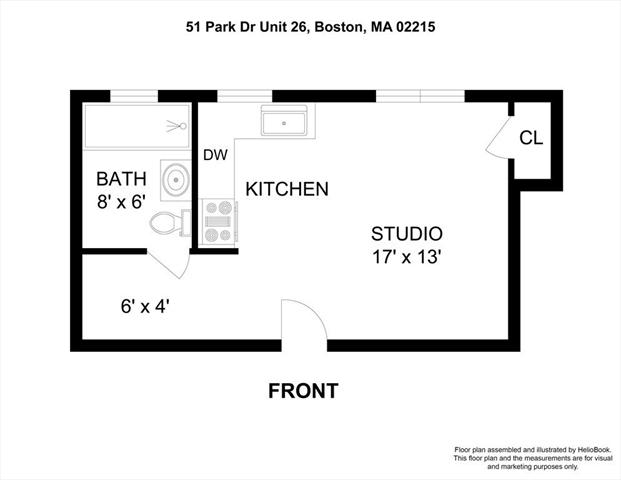 51 Park Drive Boston MA 02215