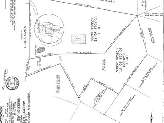 368A Shays Street Amherst MA 01002