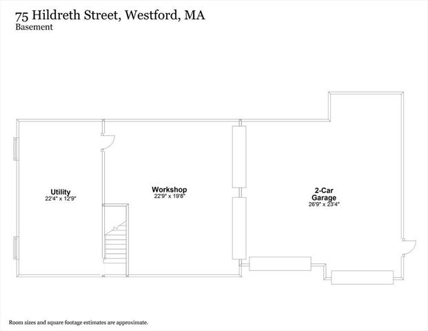 75 Hildreth Street Westford MA 01886