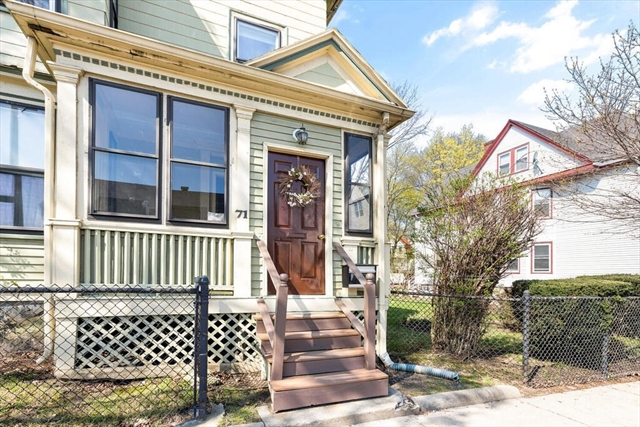 71 Milton Avenue Boston MA 02124