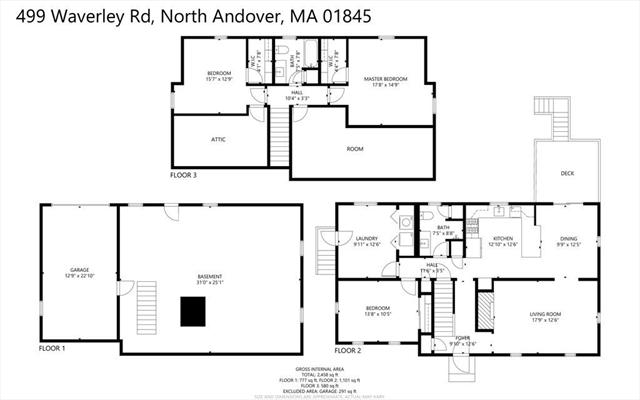 499 Waverley Road North Andover MA 01845