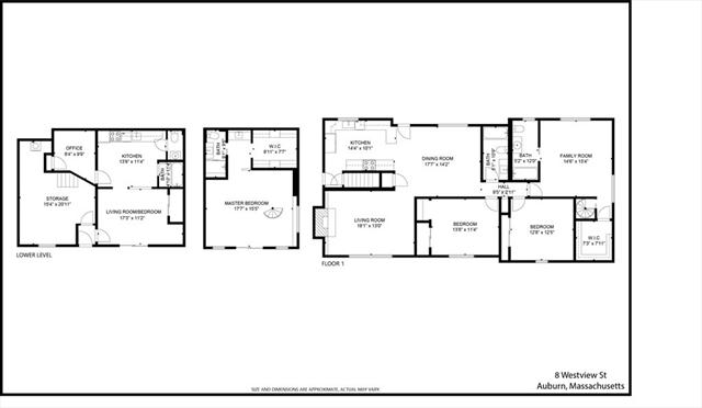 8 Westview Street Auburn MA 01501