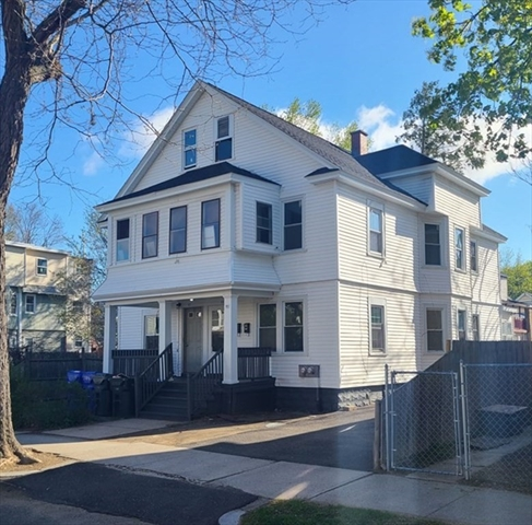 53-55 Colonial Avenue Springfield MA 01109