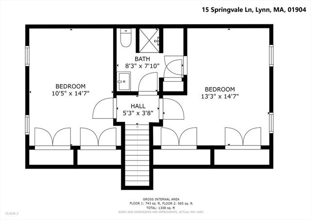 15 Springvale Lane Lynn MA 01904