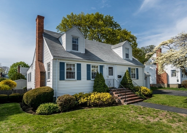 68 Whitman Road Waltham MA 02453