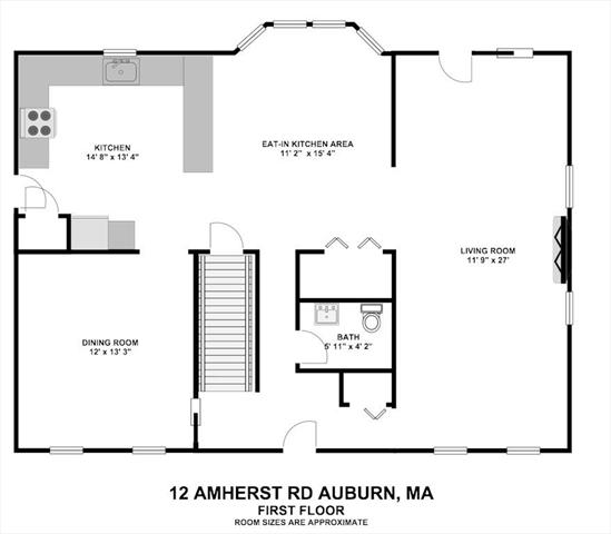 12 Amherst Drive Auburn MA 01501