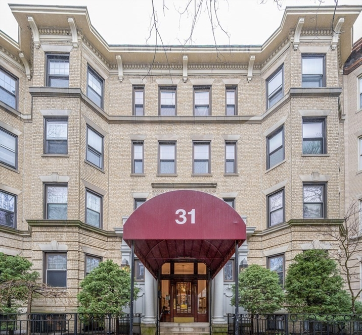 31 Queensberry St, Boston, MA Image 1