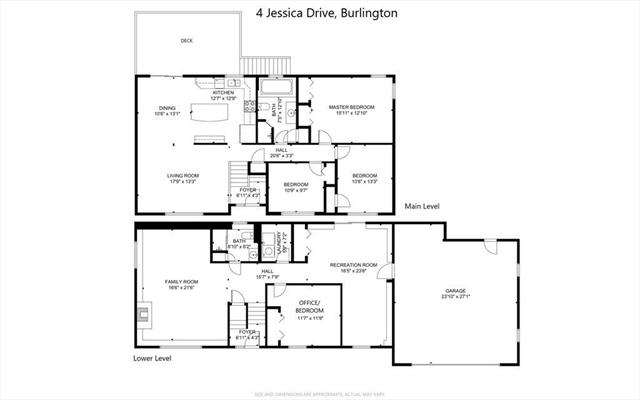 4 JESSICA Drive Burlington MA 01803