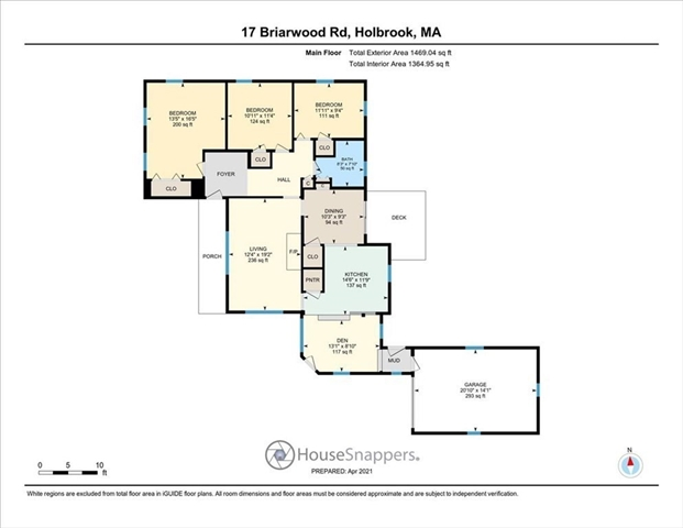 17 Briarwood Road Holbrook MA 02343