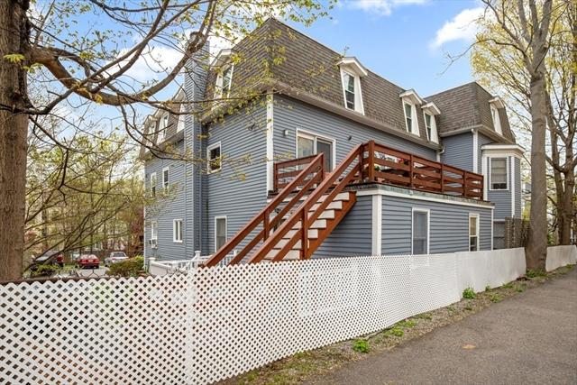 294 Chestnut Avenue Boston MA 02130
