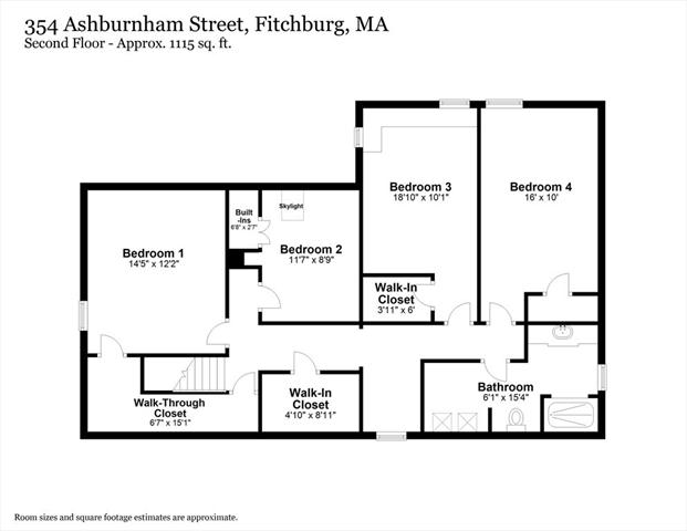 354 Ashburnham Street Fitchburg MA 01420