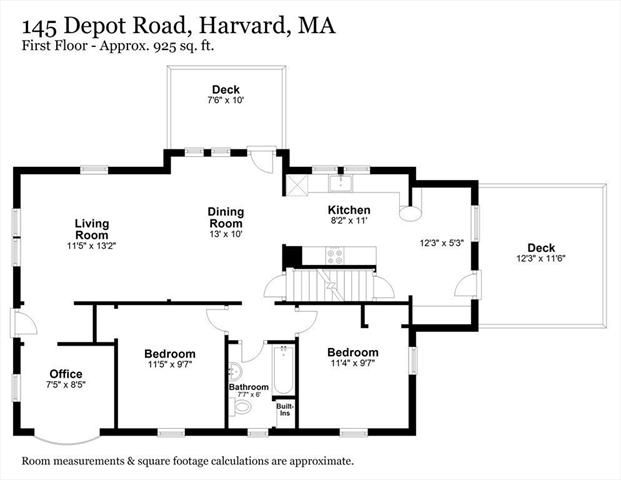 145 Depot Road Harvard MA 01451