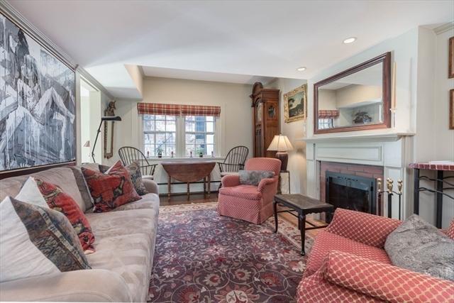 21 Walnut Street, Boston, MA, 02108, Beacon Hill Home For Sale